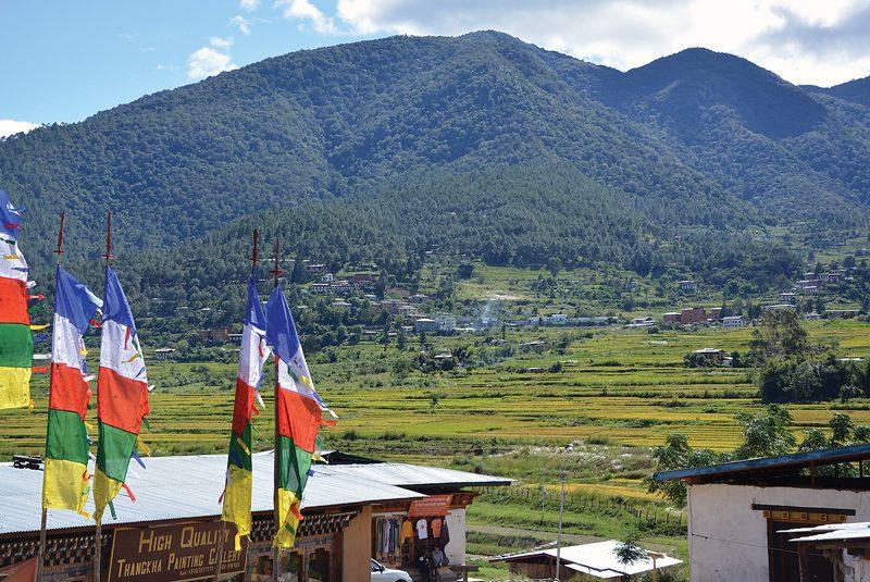 สัมผัสอารยธรรม'ภูฏาน'