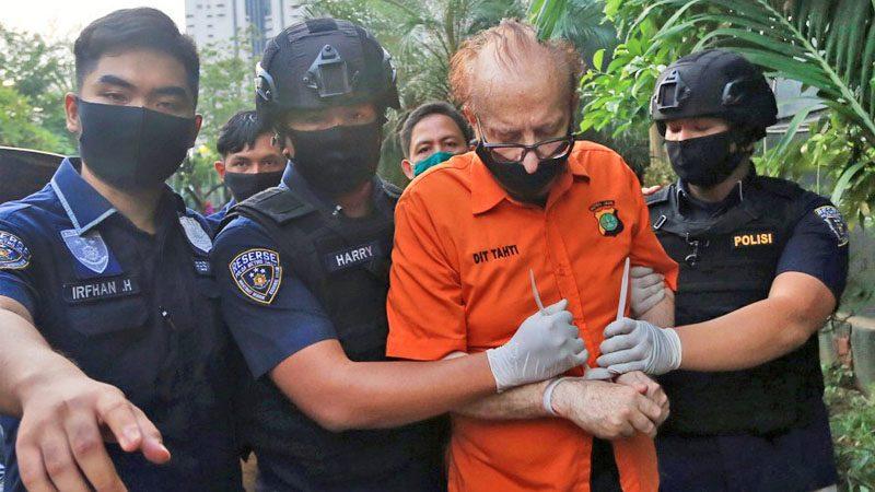 ฝรั่งหื่นฆ่าตัวตายในคุกอินโดฯ