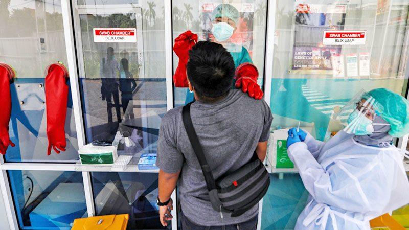 โควิด : โลกป่วยพุ่ง 63 ล้านคน