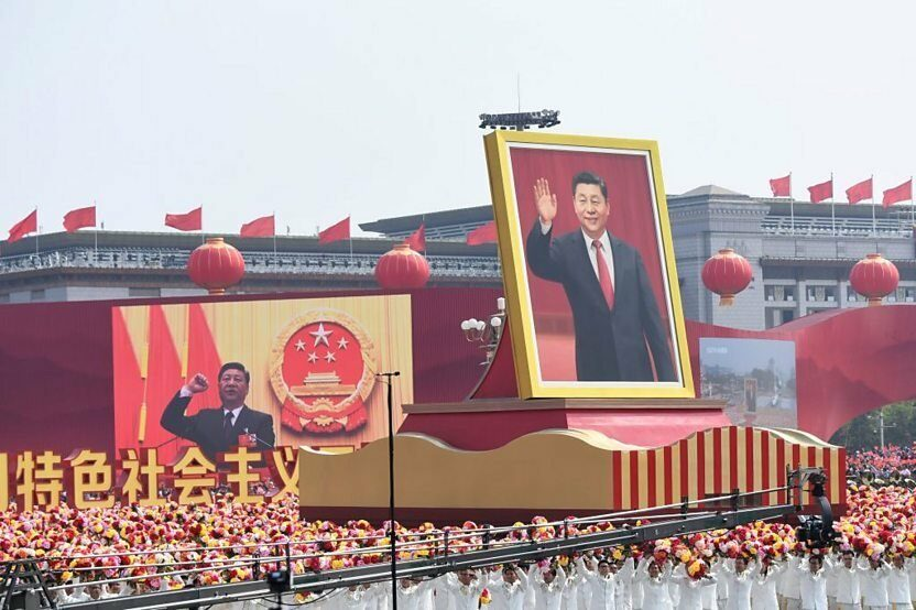 Xi has said Party's self-reform should never stop