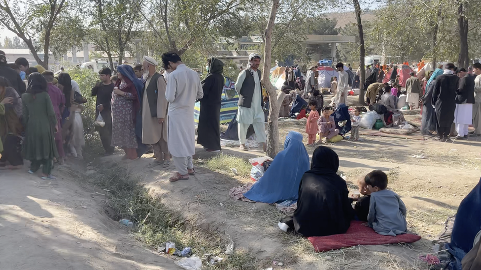 Many people in Kabul
