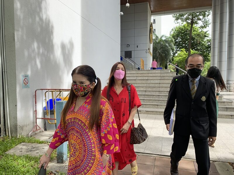 The Court of Appeal upheld five years in prison, fined 200,000 baht, Kan, wife of Sek Loso, insulting Eve Maxim.